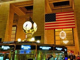 그랜드 센트럴 터미널 - 시계