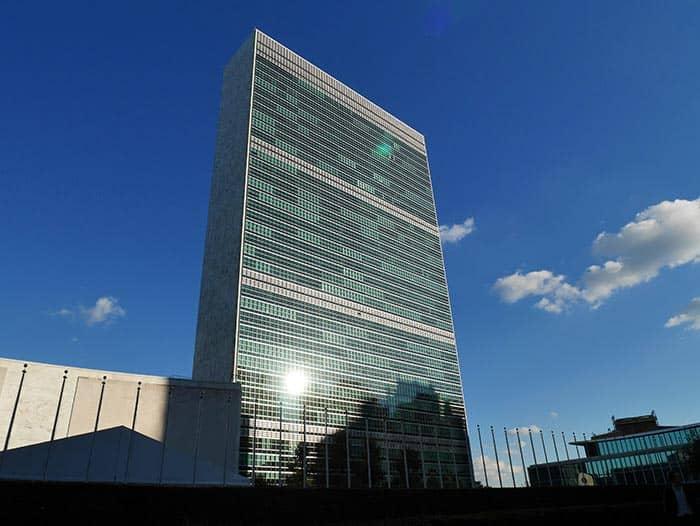 뉴욕 국제연합(UN) - UN본부