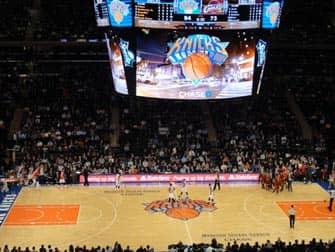 뉴욕 닉스 - 농구 경기