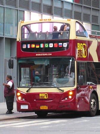 뉴욕시 버스 투어 - 빅버스