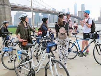 뉴욕패스 - 자전거 투어