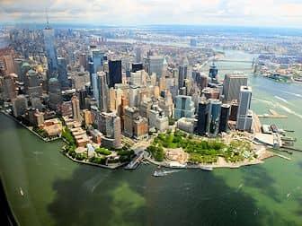 뉴욕 헬리콥터 투어 스카이 라인