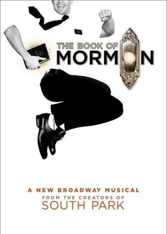 브로드웨이 뮤지컬 몰몬의 책 티켓