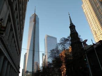 원 월드 트레이드 센터 - 빌딩