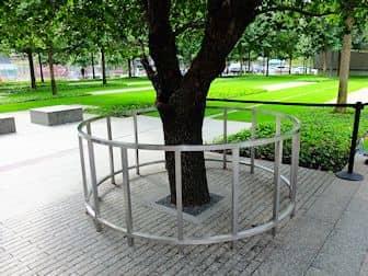 911 메모리얼 - 생존 나무