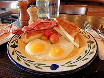 뉴욕의 아침식사 - 젬마 조식