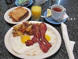 뉴욕의 아침 식사
