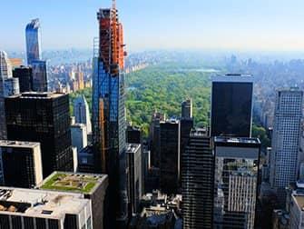 뉴욕 록펠러센터 - 탑 오브 더 락