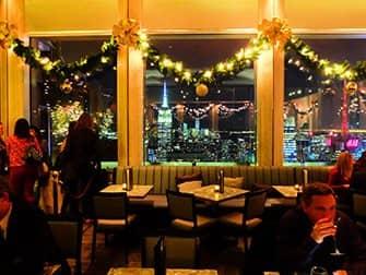 뉴욕 록펠러센터 - Bar SixtyFive