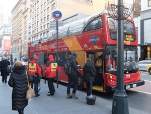 뉴욕 시티사이트씨잉 시티투어 버스
