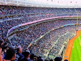 뉴욕 양키스 - 경기장
