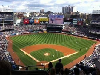 뉴욕 양키스 - 야구 경기