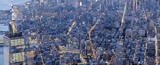 뉴욕 이브닝 헬리콥터 투어 및 관광 크루즈