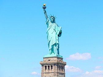 뉴욕 패스 - 자유의 여신상