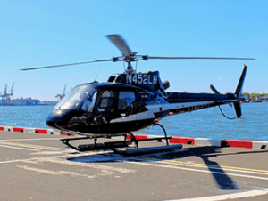 뉴욕 헬리콥터 투어 노선