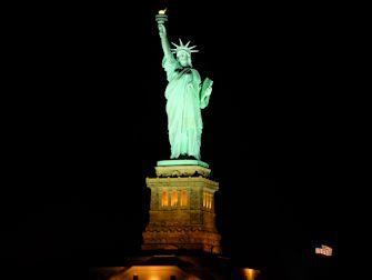 바또 뉴욕 디너 크루즈 - 자유의 여신상