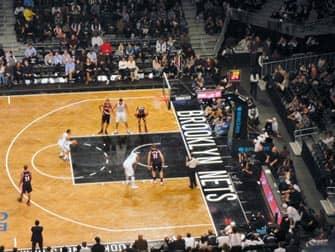 브루클린 네츠 - 농구 경기