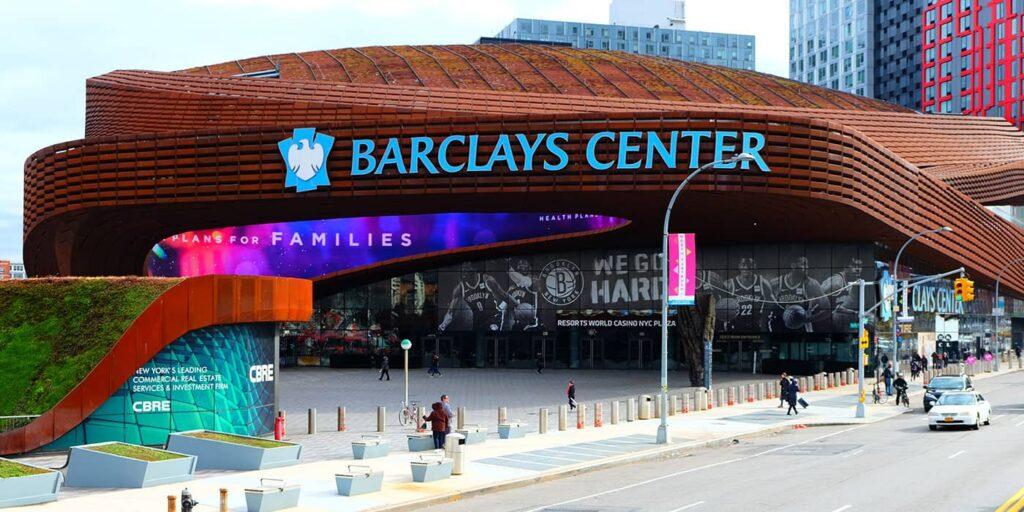 브루클린 네츠 티켓 - 바클레이 센터