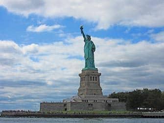 서클라인 - 베스트 오브 뉴욕 크루즈 - 자유의 여신상