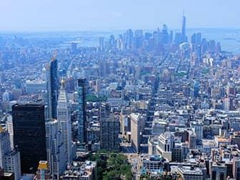 엠파이어 스테이트 빌딩 - 다운타운 뷰