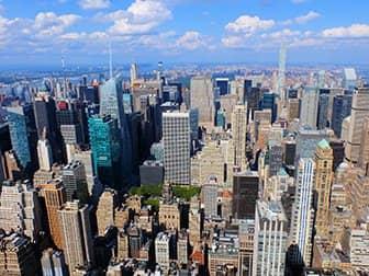 엠파이어 스테이트 빌딩 - 업타운 뷰