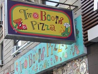 투 부츠 피자 뉴욕