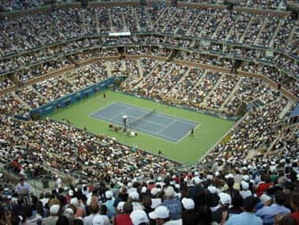 US 테니스 오픈 - 테니스 경기