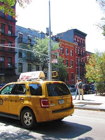 뉴욕 섹스 앤 더 시티 투어 - 빌리지