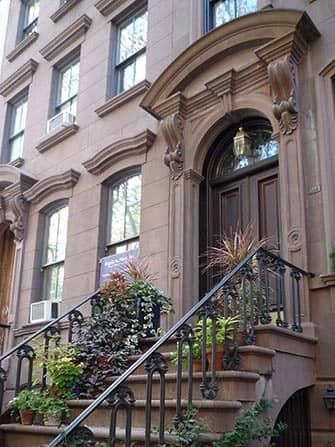 뉴욕 섹스 앤 더 시티 투어 - 캐리의 집