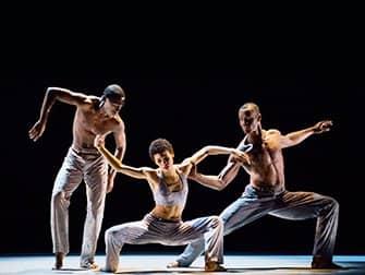 뉴욕 앨빈 에일리 티켓 - 댄서
