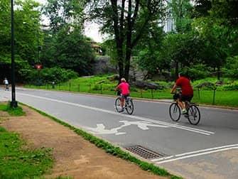 뉴욕 자전거 대여 - 센트럴파크
