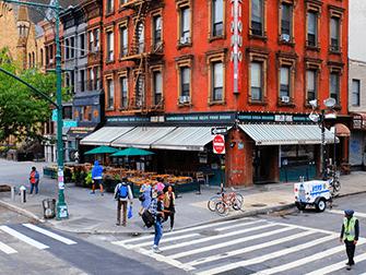 뉴욕 힙합투어 - 거리