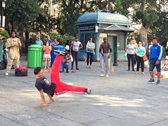 뉴욕 힙합투어 - 스트릿 댄스