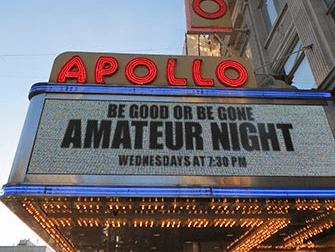 뉴욕 힙합투어 - 아폴로 극장