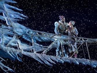 브로드웨이 겨울왕국 티켓 - 안나와 크리스토프