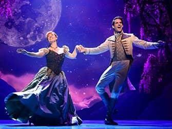 브로드웨이 겨울왕국 티켓 - 안나와 한스