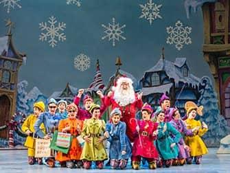 크리스마스 뮤지컬 엘프 티켓 - 산타