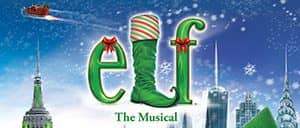 Elf the Christmas Musical Tickets - Buddy and Santa.jpg Elf the Christmas Musical Tickets - Buddy Explains.jpg Elf the Christmas Musical Tickets - Dinner.jpg Elf the Christmas Musical Tickets - Santa.jpg Elf the Christmas Musical Tickets.jpg