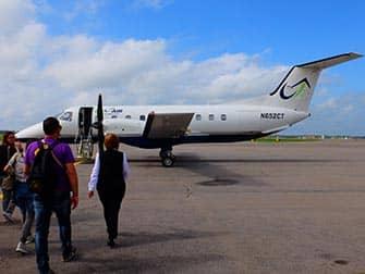 나이아가라 폭포 비행기 당일 투어 - 전용기