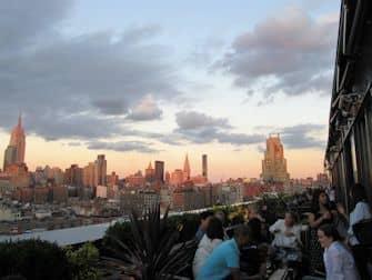 뉴욕 루프탑바 투어 - PHD