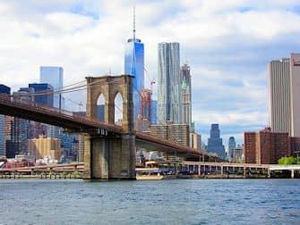 뉴욕 바또 런치 크루즈 - 브루클린 브리지