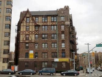 뉴욕 브롱크스 투어 - 건물