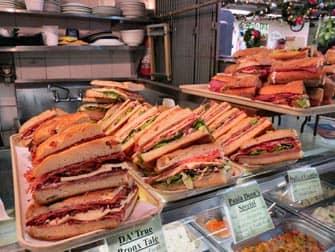 뉴욕 브롱크스 투어 - 이탈리안 샌드위치