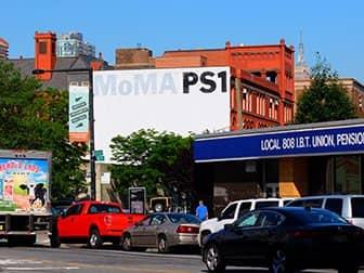 뉴욕 퀸즈 - 모마 PS1