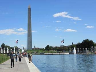 워싱턴 DC 1박 2일 당일 여행 - 기념물