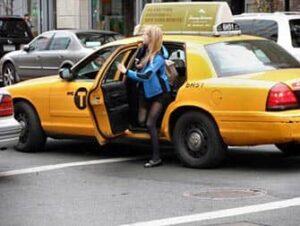 뉴욕의 택시