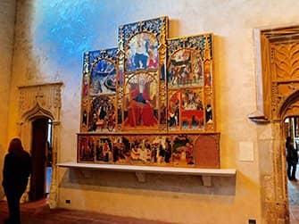 뉴욕 멧 클로이스터스 - 중세시대 예술