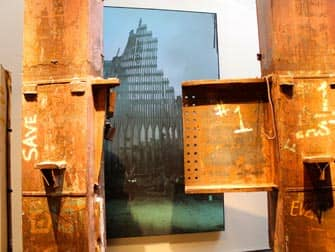 뉴욕 911 박물관 - 사진
