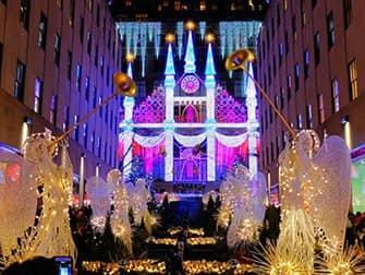 뉴욕의 크리스마스 시즌 - 삭스 피프스 애비뉴