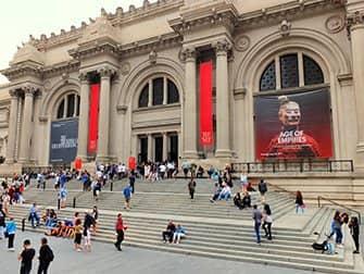 뉴욕 익스플로러 패스와 뉴욕패스 비교 - 메트로폴리탄 미술관